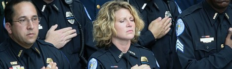 Toughing it Out:  Posttraumatic Stress in Police Officers