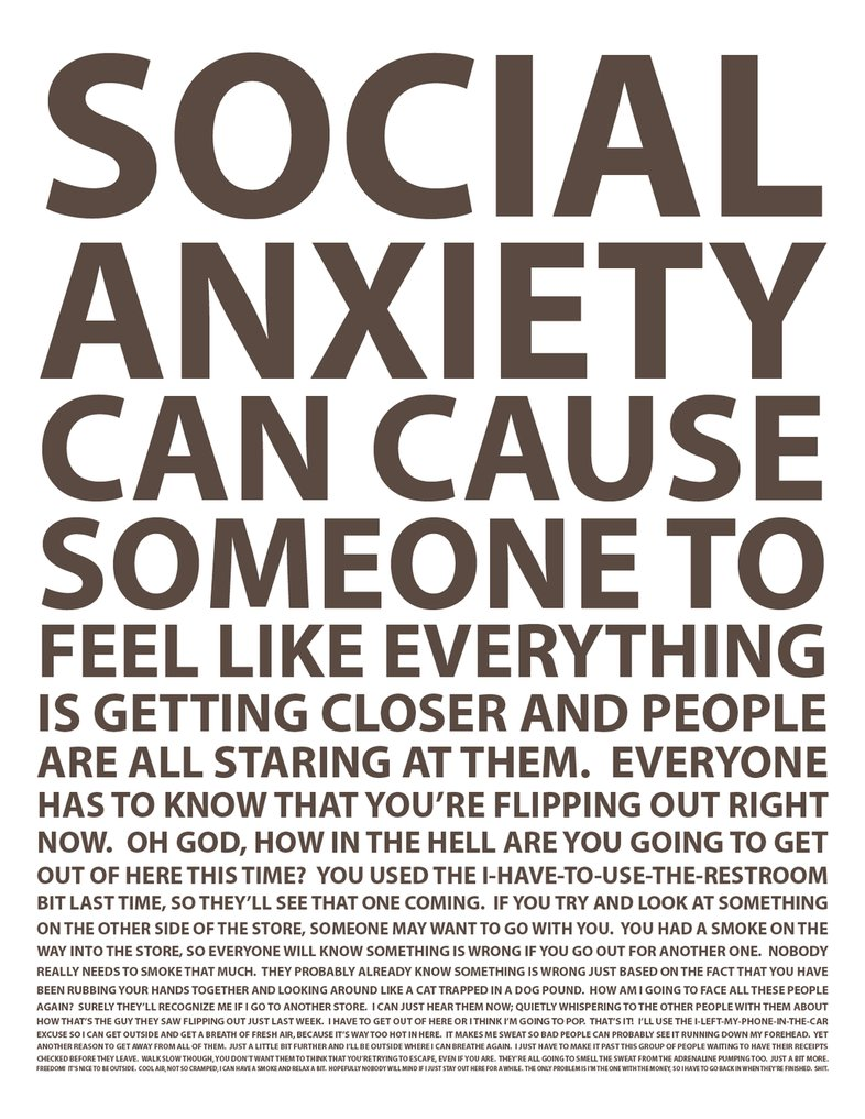from  http   dogwalla deviantart com art Social-Anxiety-209331559Anxiety Attack Art