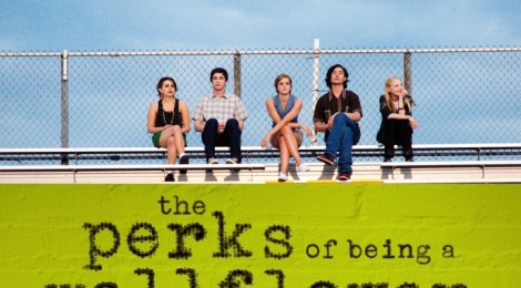 "Film Review:  ""The Perks of Being a Wallflower"""