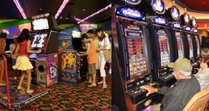 casino versus arcade