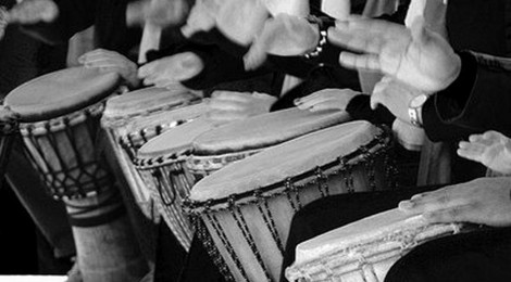 The Heart is a Drum Machine:  Drumming as Therapy