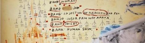 Eroica II by Michel Basquiat