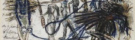 A Poem: The Psychiatric Asylum