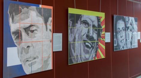 Portrait series honouring TBI survivors