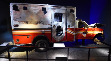 9/11 Museum Reopens Wounds