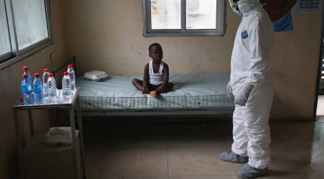 Fear of Ebola Leaves Orphaned Children Abandoned