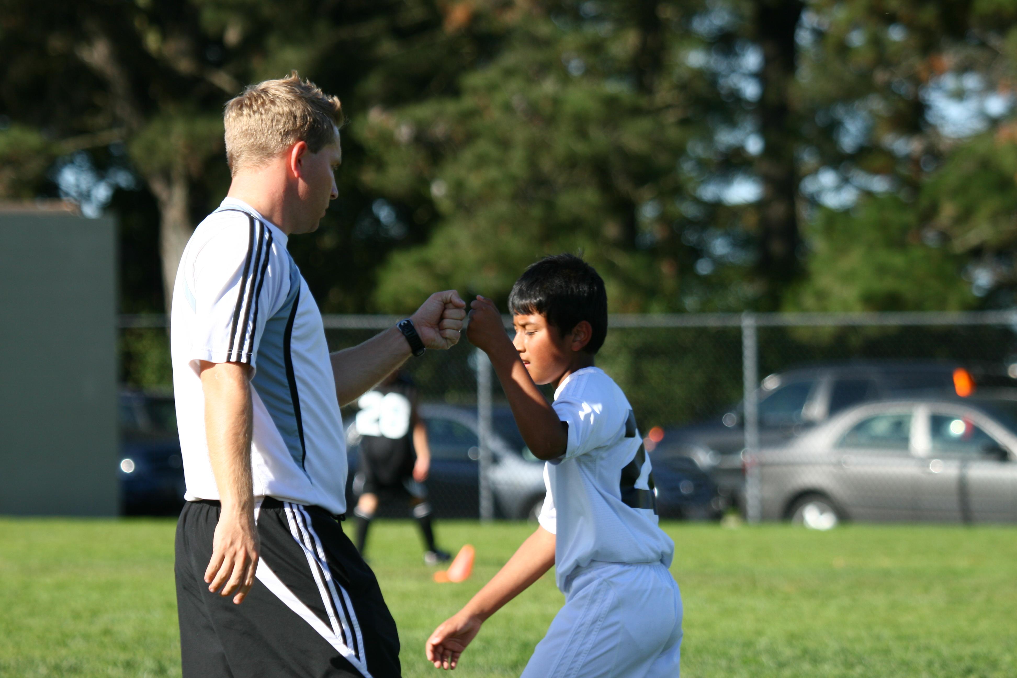 sports pressure on kids