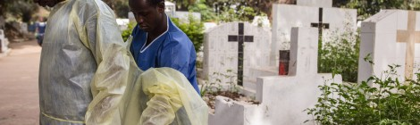 Mental Health Challenges Faced by Ebola Relief Workers