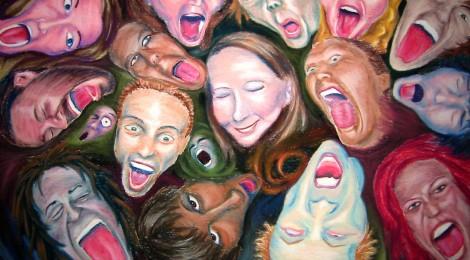 Laughing at Mental Illness?