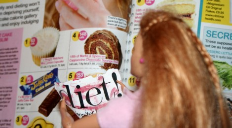 """Normal Barbie"" Challenges Body Ideals"