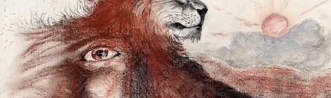 A Lion Lives with Me