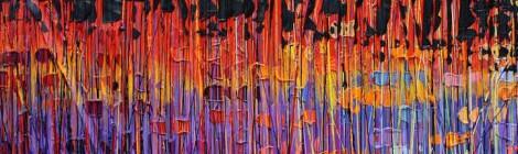 Visually Impaired Artist Raises $1 Million for Charity