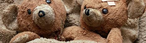 'Huggable' Robot Bear Fills Need for Pediatric Support