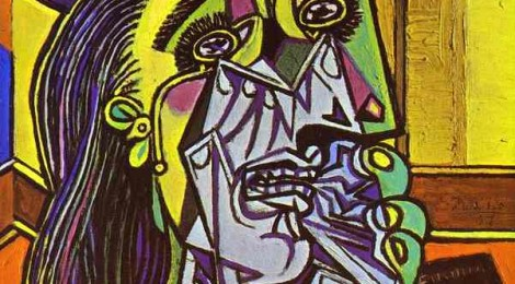 The Weeping Woman by Picasso