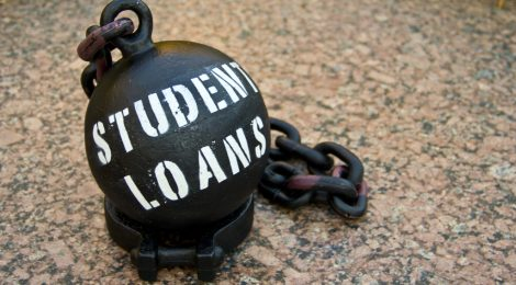 Crushing Debt Affects Student Mental Health