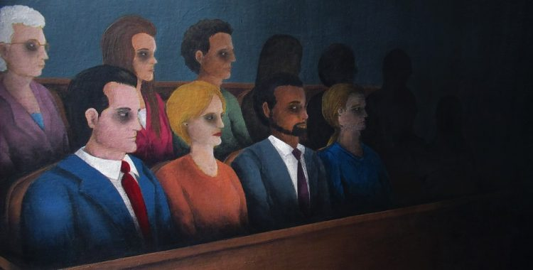 Jurors Are Left Traumatized by Some Court Cases