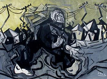 Glenn-Brady,-panic,-anxiety-disorder,-panic-disorder,-art,-painting,-image,-distress,-anxious,-anxious-man,-panic-attack,-acrylic,-pastel,-landscape,-anxiety