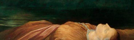 Childhood loss, trauma, depression, existentialism, Victorian art, Mental Health, mental illness, image, art, George Frederick Watts