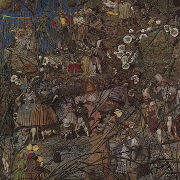 Victorian art, Dadd, Paranoid Schizophrenia, Painting, Mental Illness, Creativity