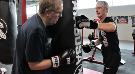 Parkinson's Disease, Neurodegenerative, Boxing, Rock Steady Boxing, Research, Exercise, Routine, Community, Toronto, Fight Back