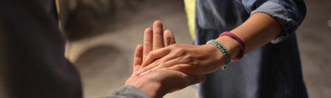The Importance of Touch in A Socially Distanced World